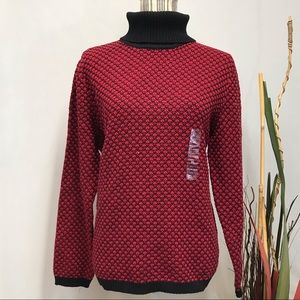 New Karen Scott Turtleneck Sweater XL